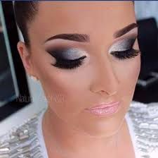 new style wedding and party make up 2016