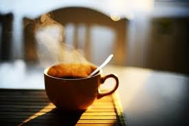 Image result for coffee and sunrise