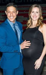 """Theo Rossi and Wife Welcome """"Perfect"""" Baby Boy - E! Online - CA"""