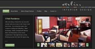 40 Interior Design And Furniture Websites For Your Inspiration Mesmerizing Furniture Website Design