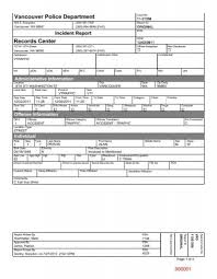 Vancouver Police Incident Report Magdalene Project Org