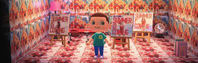 Animal Crossing: New Horizons' designs ...