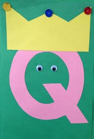 Letter Q Crafts - Preschool Crafts
