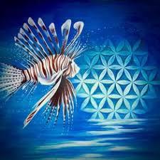 dinosaur ll sacred geometry ll painting ll visionary art ll selena  painting ll visionary art ll sacred geometry ll santa cruz ll artist ll acrylic ll