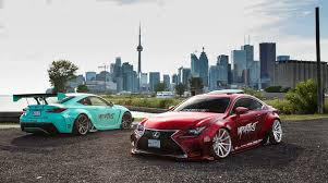 lexus rc f sport red. Wonderful Lexus A Lexus RCF Turquoise And RC350 FSport Red W The Rocket Bunny Kit  VFS1u0027s Their Both So Good But Which One Do You Think Is Better Inside Rc F Sport Red