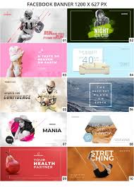 Web Design Company Facebook Page 100 Facebook Multipurpose Banners Web Banner Design