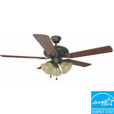 oil rubbed bronze ceiling fan. Unique Rubbed 3Light Oil Rubbed Bronze Ceiling Fan Intended