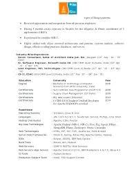 Sr Java Developer Resume Sample Resume For Java Developer Web