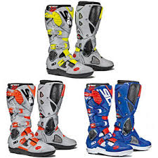Sidi Crossfire 3 Size Chart Details About Sidi Crossfire 3 Srs Motocross Mx Dirt Bike Off Road Boots All Sizes Colours