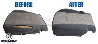 2009 2016 dodge ram 1500 slt cloth seat driver bottom tan
