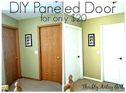 how much does it cost to have a bedroom painted cost to paint interior doors how