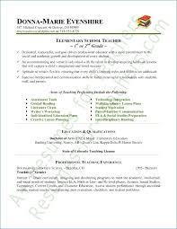 Format Of Teacher Resume Teachers Resume Examples artemushka 37