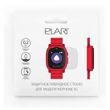 ELARI <b>Защитное стекло для</b> KidPhone 3G и 4G - <b>Аксессуары</b> в ...