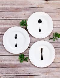 Mod Podge Kitchen Table Diy Dollar Store Plates Decor