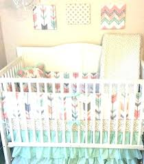 peach nursery bedding c and mint crib bedding c and grey nursery bedding mint and gray peach nursery bedding