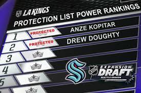 Expansion Draft: LA Kings Protection ...