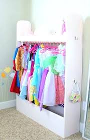dress up clothes rack dress up clothes rack dress up storage stunning ideas dress up wardrobe