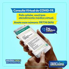 Coronavírus: Prefeitura de Uberlândia cria atendimento médico virtual para  evitar aglomerações em unidades de saúde | Triângulo Mineiro