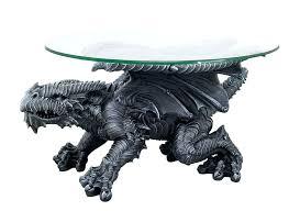 fanciful dragon coffee table uk dragon coffee table dragon glass coffee table