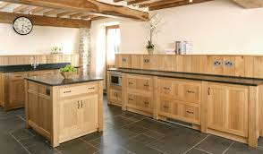 Of Farmhouse Kitchens Solid Wood Kitchen Built In Appliances Granite Worktop