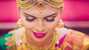 homevendorsbridal makeupbridal makeup in bangaloreblended by anu raja vendor cover handpicked