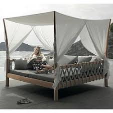 Outdoor, Daybed, Daybeds, patio, day bed, modern - HomeInfatuation.com.