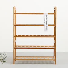 furniture made of bamboo. Bamboo Furniture Flower Shelf Shoe Rack Made Of Shelves Shelving Simple Multilayer