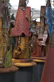 Rustic Birdhouses 488 Best Birdhouses Birdbaths Feeders Images On Pinterest