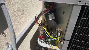 replacing central air unit.  Replacing Replace Run Capacitor In Central AC Unit To Replacing Air T