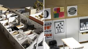 the eames office. Eames Office Model Constructed By John Neuhart The I