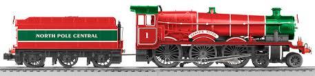 lionel santas flyer santa flyer conventional 4 6 0 steam locomotive 1