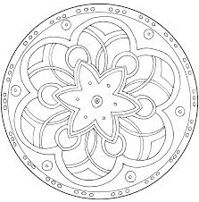 Mandala Coloring Pages For Kids Coloring Mandala Coloring Pages Kids