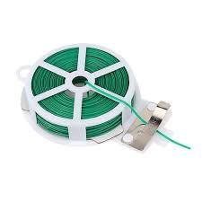 20M Twist Tie Garden Cable Tie Plastic Cable Tie Flower Cable Tie ...