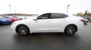 acura tlx white 2016. 2016 acura tlx 24l wtechnology package bellanova white pearl ga008912 seattle sumner tlx