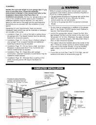 chamberlain garage door opener wiring diagram collection chamberlain garage door opener installation elegant chamberlain garage