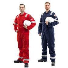 Roots Ro13090lw 250gm Flamebuster Nordic Lightweight Fire Resistant Coverall