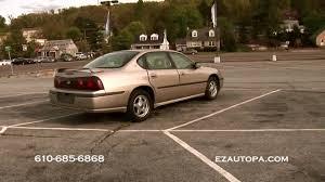 2002 Chevy Impala LS www.ezautopa.com - YouTube