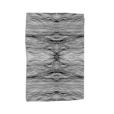 artist rug black white area rugs tribal striped throw rugs
