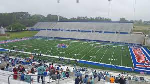 Joe Aillet Stadium Section Bb Row 46 Seat 21 Louisiana