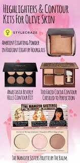 best highlighter and contouring kits