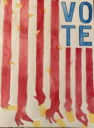 League of Women Voters Poster Contest -High School Students - Falmouth Art  Center