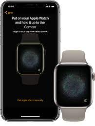 set up and pair your apple watch with
