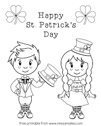 Small Picture St Patricks Day Coloring Pages Efacebbbaefeaedec adult