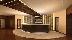 spa reception area design ideas - Google Search