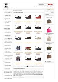 Louis Vuitton Pants Size Chart Louis Vuitton Shoe Size Guide Jaguar Clubs Of North America