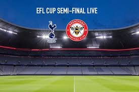 Both teams to score is priced at 3/4 (1.75) which seems like a strong option given the visitors' attacking prowess. Carabao Cup Semi Final Tottenham Hotspur Defeats Brentford To Face Either Man Utd Or Man City In The Finals