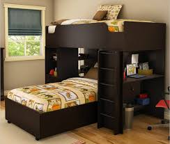 Wooden Space Saving Bunk Beds