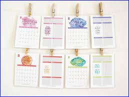 Printable Calendar 2018 With Bible Verses Printable Calendar 2019