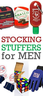 Stocking Stuffers for Men. Christmas Gifts ...