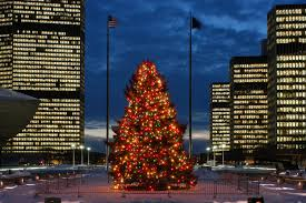 Empire State Plaza Christmas Tree Lighting Annual Events Holiday Celebrations In Albany Ny